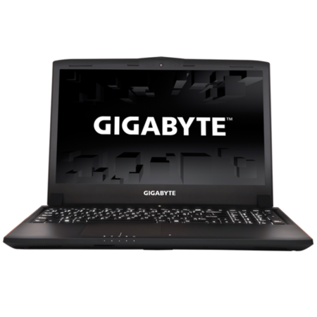 Gigabyte P55W V6-CF1 Core i7-6700HQ 16GB 1TB + 256GB SSD GeForce GTX 1060 15.6 Inch Windows 10 Gamin