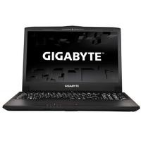 Gigabyte P55W V7-CF2 Core i7-7700HQ 16GB 1TB + 256GB SSD GeForce GTX 1060 DVD-RW 15.6 Inch Windows 10 Gaming Laptop