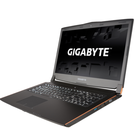Gigabyte P57W V6-CF1 Core i7-6700HQ 16GB 1TB + 256GB SSD GeForce GTX 1060 6GB DVD-RW 17.3 Inch Windows 10 Gaming Laptop