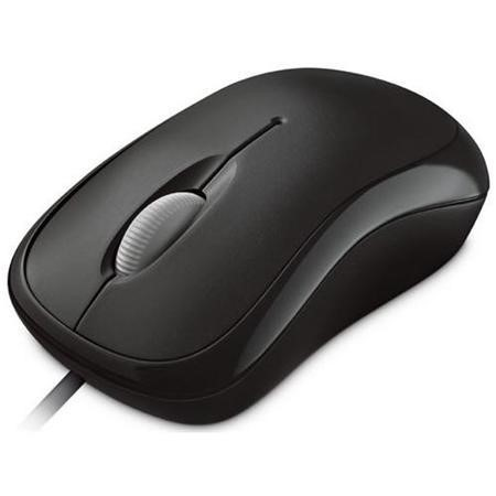 Microsoft Standard Optical USB Mouse in Black