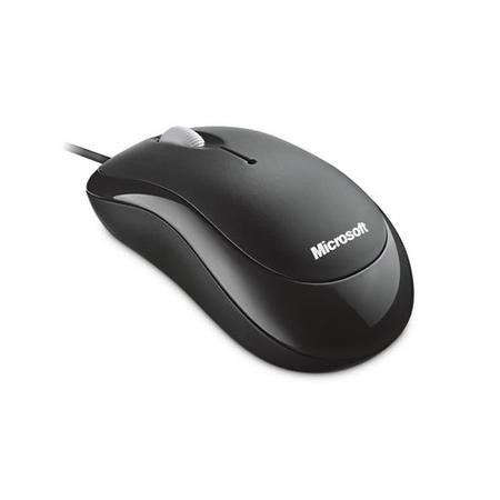 Microsoft Standard Optical Mouse for Mac and Windows - Black