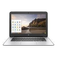 HP Chromebook 14 G4 Intel Celeron N2940 4GB 32GB 14 Inch Chrome OS Chromebook Laptop