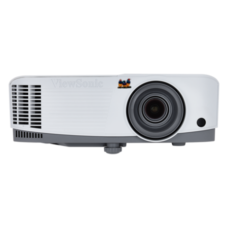 viewsonic PA503W WXGA 1280x800 DLP Projector 3600 lumens 22000_1 contrast Super Colour Technology  TR 1.55-1.70  Osram 190W Lamp 1.1 x Optical Zoom  3D Ready VGA 2 in 1 out 1x HDM