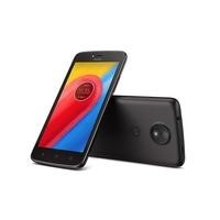 "Refurbished Motorola Moto C Starry Black 5"" 16GB 4G Unlocked & SIM Free"