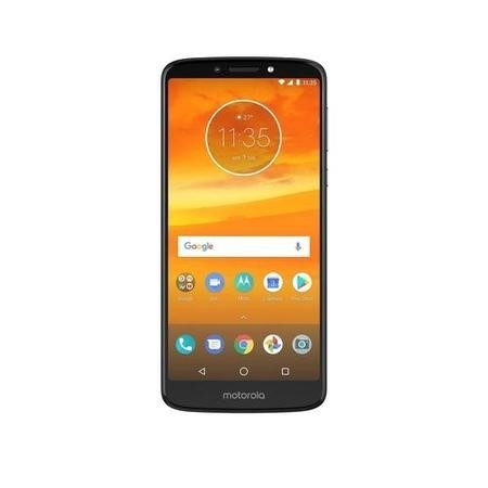 "PABB0001GB Motorola E5 Plus Flash Grey 6"" 16GB 4G Unlocked & SIM Free"