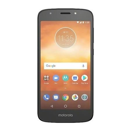 "PACV0003GB Motorola E5 Play Black 5.34"" 16GB 4G Unlocked & SIM Free"