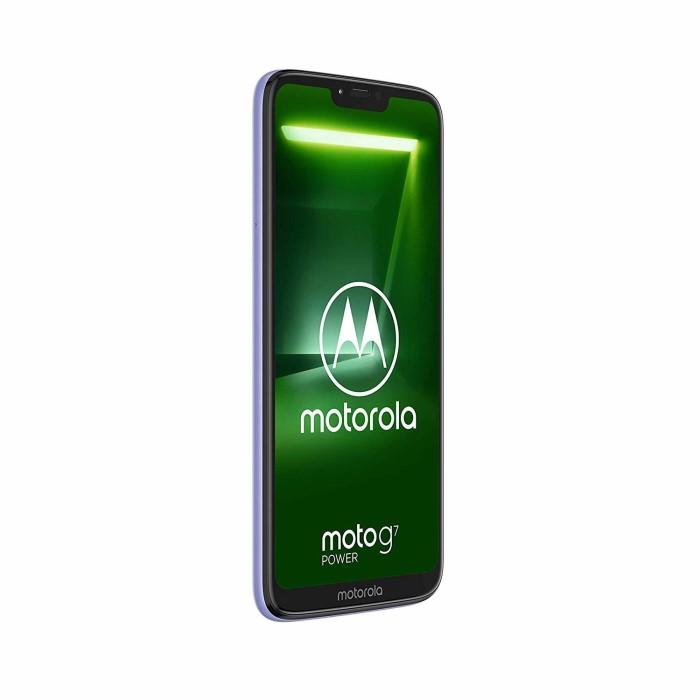 brand new 7ab2a 1a615 Motorola Moto G7 Power Iced Violet 6.2