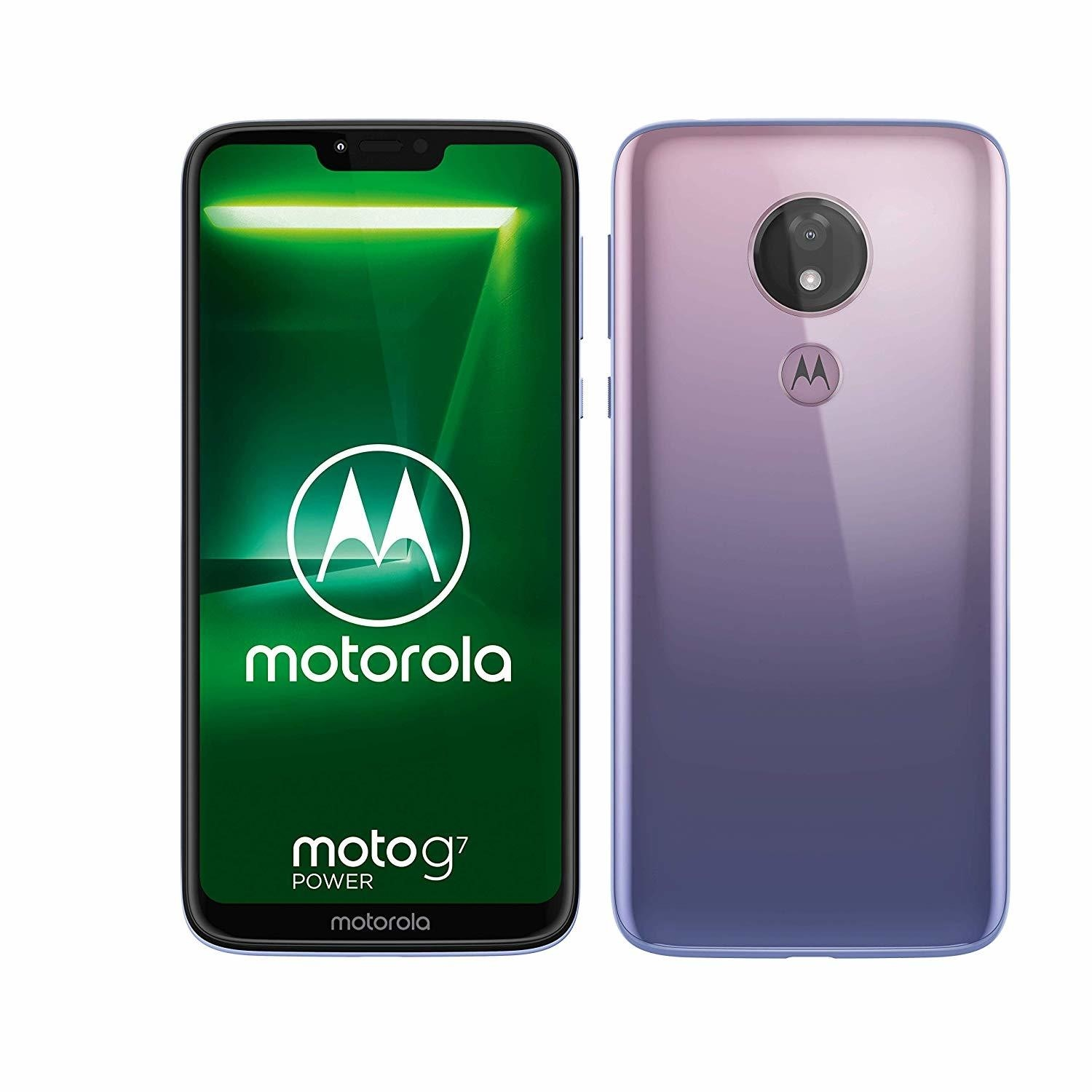 Motorola Moto G7 Power Iced Violet 6 2