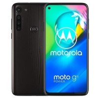 "Motorola Moto G8 Power Smoke Black 6.4"" 64GB 4G Dual SIM Unlocked & SIM Free"