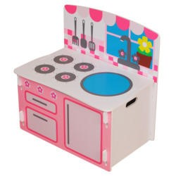 Kidsaw Playbox Kitchen In White