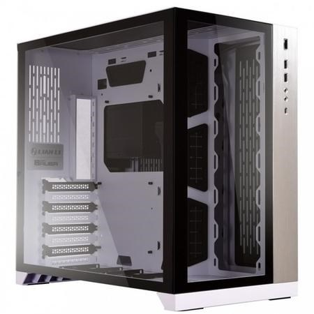 Lian-Li PC-O11 Dynamic Midi-Tower - White Window