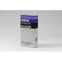 Brother PC202RF 2 RIBBON RE-FILL PACK 840 PAGES