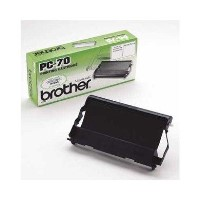 Brother PC70 RIBBON & CART FOR T74/76