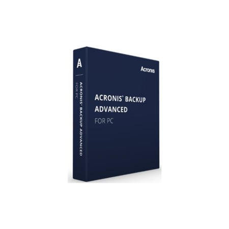 Acronis Backup Advanced for PC v11.5 incl. AAS ESD