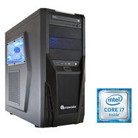 PC Specialist Core i7-6700 3.4GHz 8GB 1TB DVD-RW Windows 10 Desktop