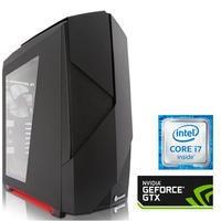 PC Specialist Osiris Colossuss II Core i7-6700k 4GHz 16GB 2TB + 240GB SSD Nvidia GTX 1080 8GB Windows 10 Gaming Desktop