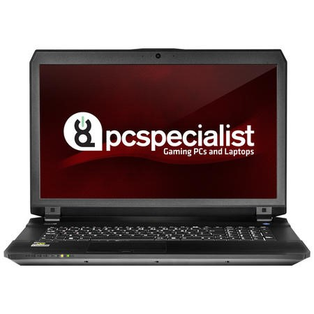 PCS-L1779081 PC Specialist Defiance III BD17 Core i7-7700HQ 8GB 1TB + 256GB SSD GeForce GTX 1060 17.3 Inch Window