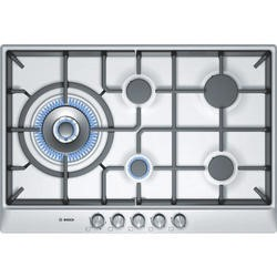 Bosch PCS815B90E Avantixx 76cm Five Burner Gas Hob in Brushed steel