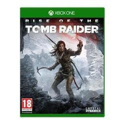 Tomb Raider Rise of the Tomb Raider Xbox One