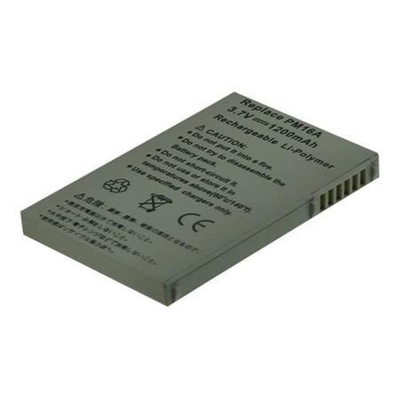 PDA0037A 2-Power handheld battery - Li-pol - 1200 mAh