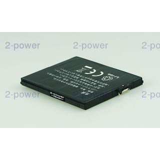 2-Power handheld battery - Li-Ion - 2200 mAh