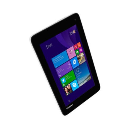 Toshiba WT7-C-100 Quad Core 1GB 16GB SSD 7 inch Tablet + 1 Years Office 365