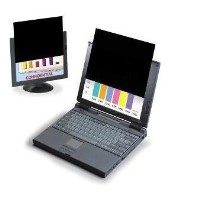 "3M Black Frameless Netbook Privacy Filter - Widescreen 11.6"" 16_9"