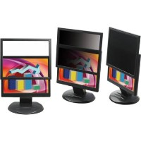"3M Framed Lightweight Desktop Monitor Filter 18.5"" - 19"""
