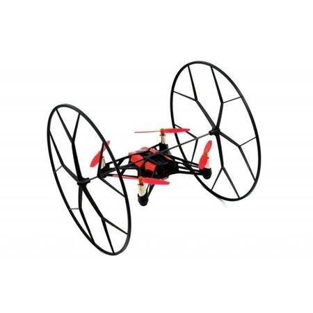 PF723002AA Parrot Mini Drone Rolling Spider - Red