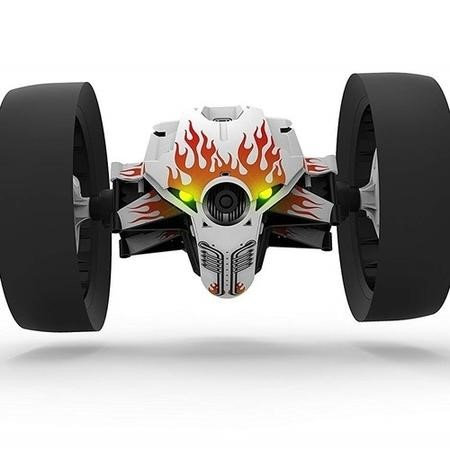 PF724302 Parrot Jumping Race Drone - Jett White