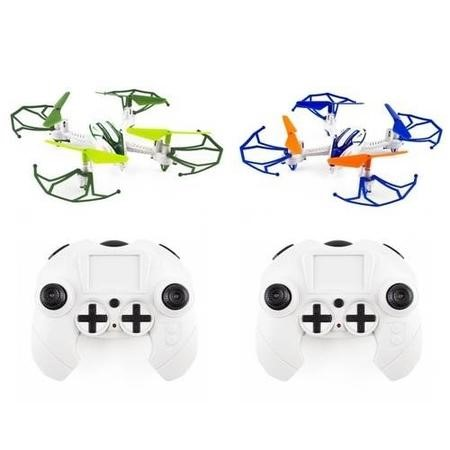 ProFlight Sky Fighters Twin Pack Of Battle Drones