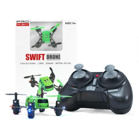 ProFlight Swift Micro Ready To Fly Palm Sized Drone