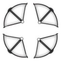 PFBD77PG ProFlight Echo Prop Guards - X4