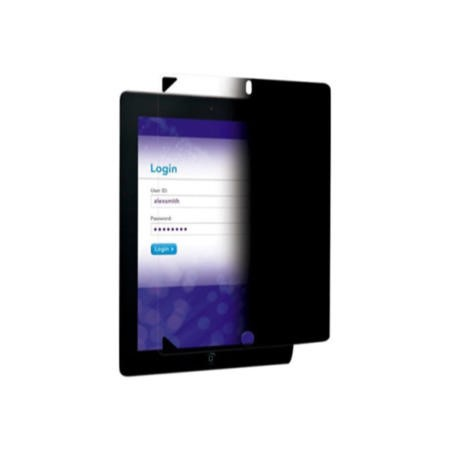 3M Easy-On Privacy Filter for iPad 2/3/4 - Portrait