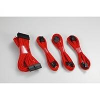 Phanteks Extension Cable Combo Kit - Red