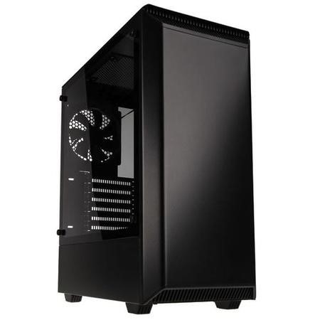 Phanteks Eclipse P300 Glass Midi Tower Case - Black