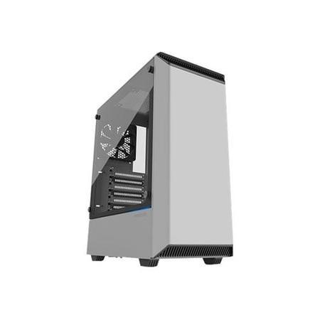 Phanteks Eclipse P300 Glass Midi Tower Case - White