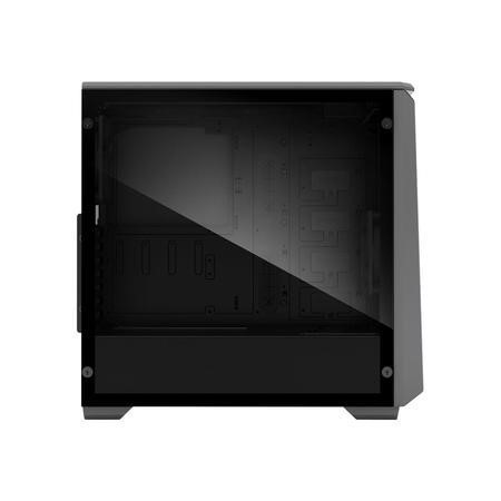 Phanteks Eclipse P400S Glass Midi Tower Case - Noise Dampened Gun Metal