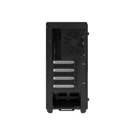 Phanteks Eclipse P400S Glass Midi Tower Case - Noise Dampened Black/White