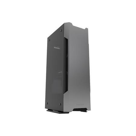 Phanteks Enthoo Evolv Shift Mini-ITX Tempered Glass Case - Gunmetal Grey