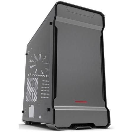 Phanteks Enthoo Evolv ATX Glass Mid Tower Case - Gun Metal
