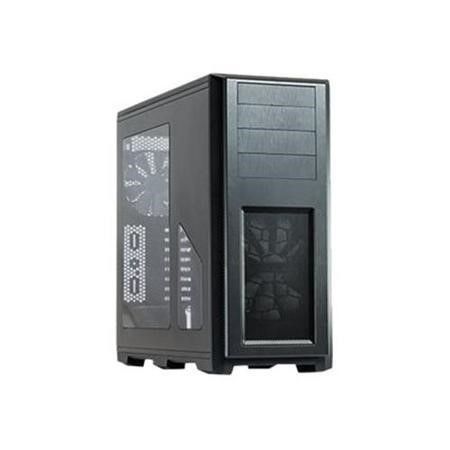 Phanteks Enthoo Pro Mid Tower Case with Window - Black