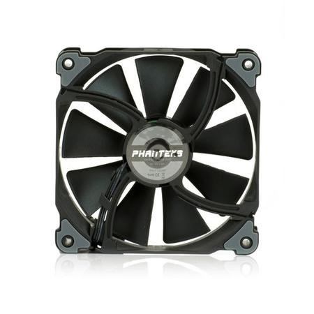 Phanteks PH-F120SP Static Pressure 120mm Fan - Black