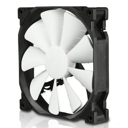 Phanteks PH F140SP 140mm Fan Green LED - Black / White