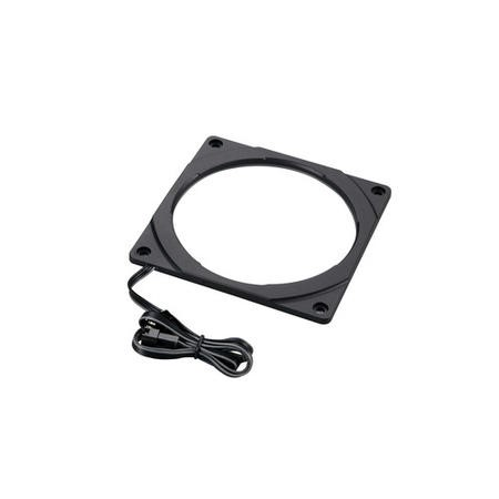 Phanteks Halos 120mm RGB LED Fan Frame - Black