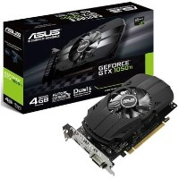 ASUS Phoenix GeForce GTX 1050 Ti 4GB GDDR5 Graphics Card