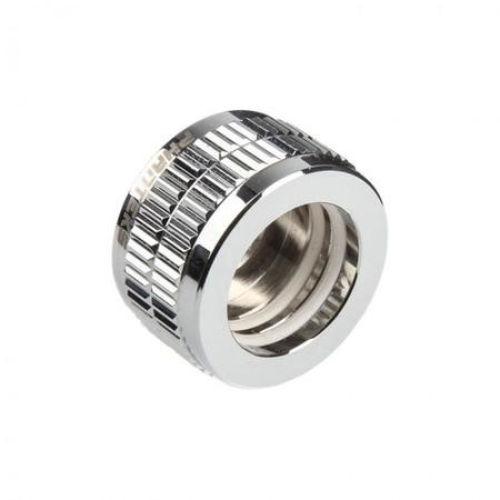 PH-HTC1612_CR Phanteks 16mm Hard Tube Fitting G1/4 - Chrome