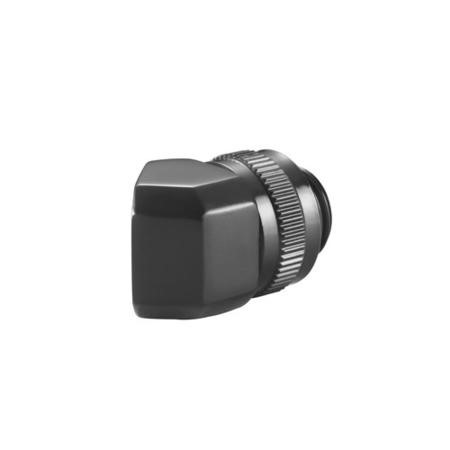 Phanteks M-F Rotary Fitting 45 G1/4 - Black