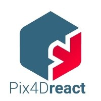 Pix4Dreact Perpetual Licence - 1 year of support & upgrades included