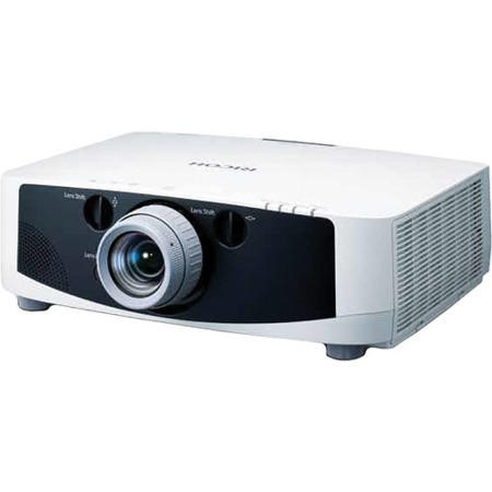 Ricoh PJ X6180N High End Projector 2000_1 6000 Lumens 1024 x 768 XGA